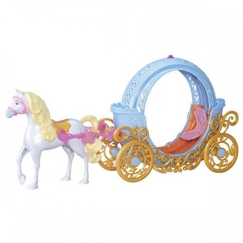 Игровой набор 'Принцессы Диснея' карета Золушки Бишкек и Ош купить в магазине игрушек LEMUR.KG доставка по всему Кыргызстану