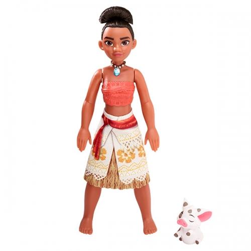 Кукла принцесса Моана для купания Бишкек и Ош купить в магазине игрушек LEMUR.KG доставка по всему Кыргызстану