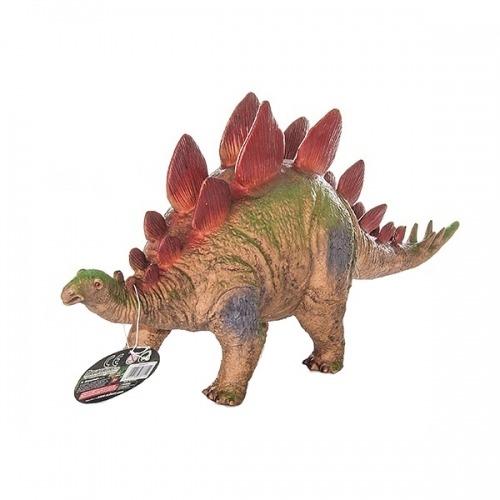 Фигурка динозавра, Стегозавр, 17х45 см Бишкек и Ош купить в магазине игрушек LEMUR.KG доставка по всему Кыргызстану