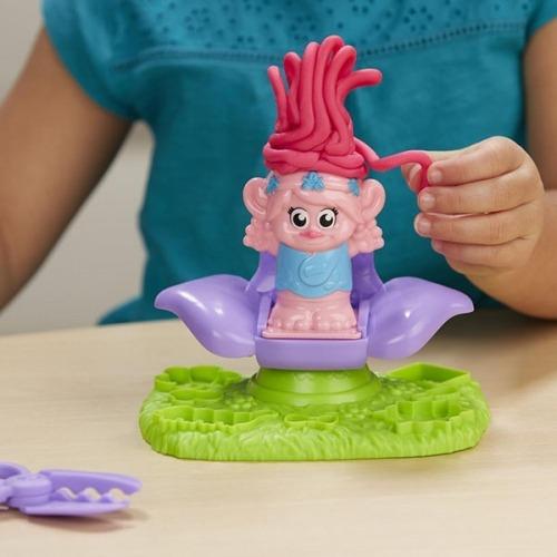 Игровой набор Play-Doh 'Тролли' Бишкек и Ош купить в магазине игрушек LEMUR.KG доставка по всему Кыргызстану