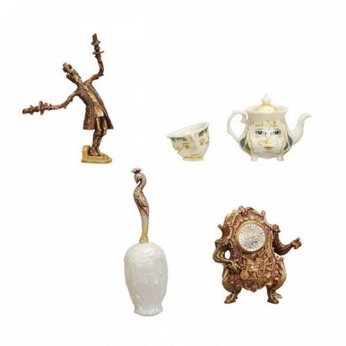 Принцессы Дисней Красавица и чудовище Бишкек и Ош купить в магазине игрушек LEMUR.KG доставка по всему Кыргызстану