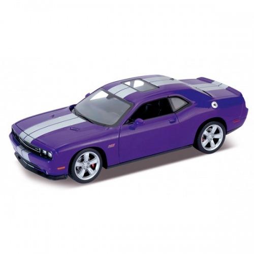 Welly модель машины 1:24 Dodge Challenger SRT Бишкек и Ош купить в магазине игрушек LEMUR.KG доставка по всему Кыргызстану
