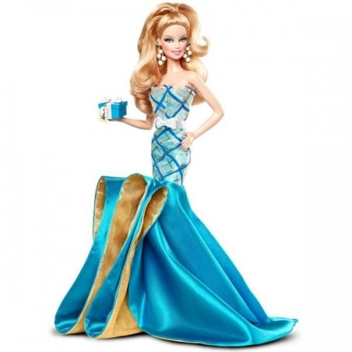 Барби Коллекционная кукла 'С днем рождения, Кен' Бишкек и Ош купить в магазине игрушек LEMUR.KG доставка по всему Кыргызстану