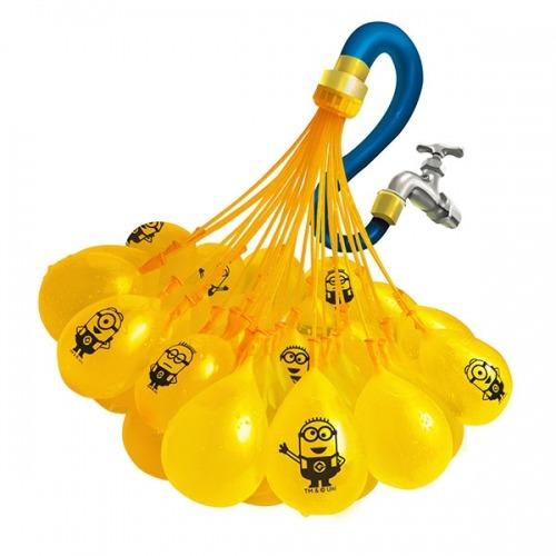 Набор Bunch O Balloons Стартовый набор Миньоны 100 шаров Бишкек и Ош купить в магазине игрушек LEMUR.KG доставка по всему Кыргызстану