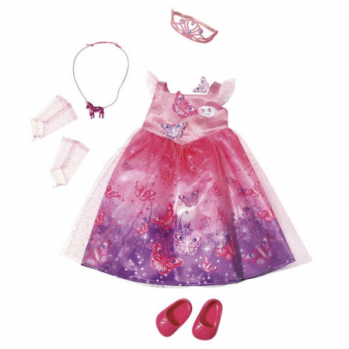Baby Born Одежда Сказочная принцесса Бишкек и Ош купить в магазине игрушек LEMUR.KG доставка по всему Кыргызстану