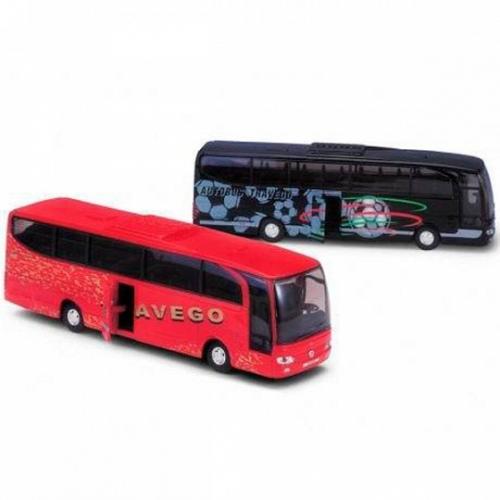 Welly модель автобуса Mercedes-Benz Бишкек и Ош купить в магазине игрушек LEMUR.KG доставка по всему Кыргызстану