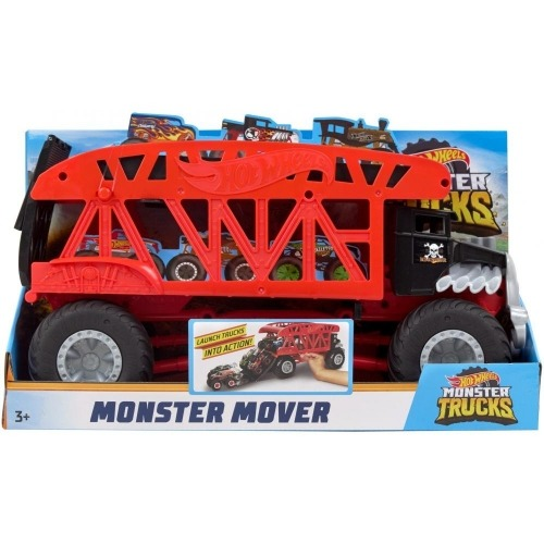 Набор Hot Wheels Мега Автовоз для машинок Monster Jam - код 7555