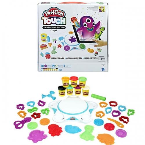 Набор Play-Doh 'Создай мир' Студия Бишкек и Ош купить в магазине игрушек LEMUR.KG доставка по всему Кыргызстану