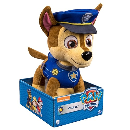Щенячий Патруль Большой плюшевый щенок со съемным шлемом Бишкек и Ош купить в магазине игрушек LEMUR.KG доставка по всему Кыргызстану