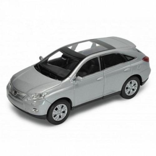 Welly модель машины 1:34-39 Lexus RX450H Бишкек и Ош купить в магазине игрушек LEMUR.KG доставка по всему Кыргызстану
