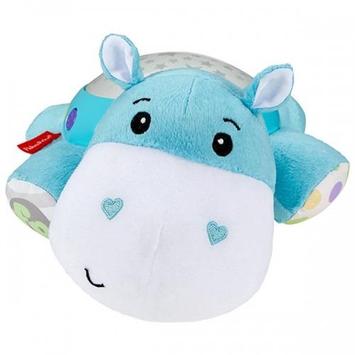 Мягкий проектор 'Бегемотик' Fisher-Price Бишкек и Ош купить в магазине игрушек LEMUR.KG доставка по всему Кыргызстану