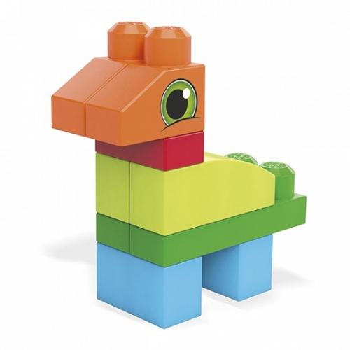 Mega Bloks Первостроители. Приключения животных Бишкек и Ош купить в магазине игрушек LEMUR.KG доставка по всему Кыргызстану