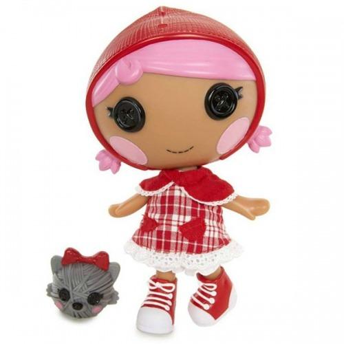 Кукла Lalaloopsy Littles Красная шапочка Бишкек и Ош купить в магазине игрушек LEMUR.KG доставка по всему Кыргызстану