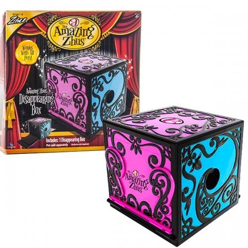 The Amazing Zhus Коробка для фокуса с исчезновением Бишкек и Ош купить в магазине игрушек LEMUR.KG доставка по всему Кыргызстану