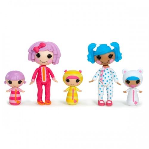 Игровой набор Mini Lalaloopsy мульти-упаковка Бишкек и Ош купить в магазине игрушек LEMUR.KG доставка по всему Кыргызстану