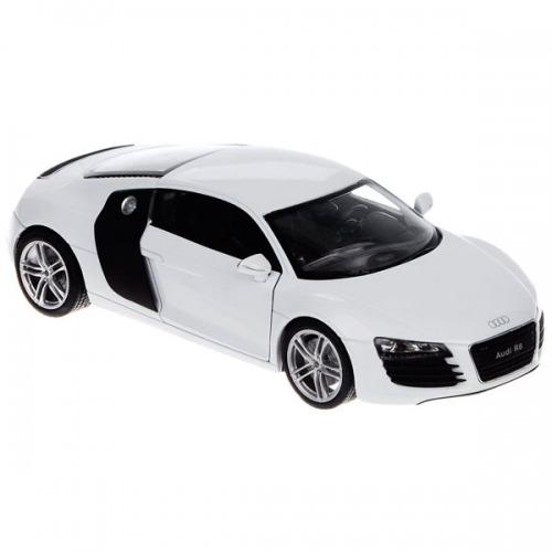 Welly модель машины 1:24 Audi R8 Бишкек и Ош купить в магазине игрушек LEMUR.KG доставка по всему Кыргызстану