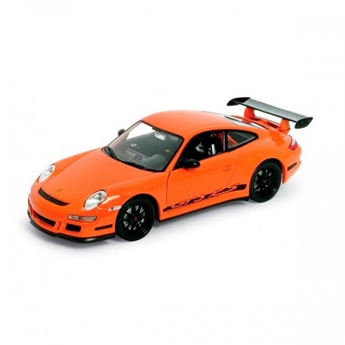 Welly модель машины 1:24 Porsche 911 (997) GT3 RS Бишкек и Ош купить в магазине игрушек LEMUR.KG доставка по всему Кыргызстану