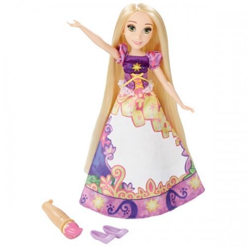 Кукла Принцесса в юбке с проявляющимся принтом (в ассорт.) Бишкек и Ош купить в магазине игрушек LEMUR.KG доставка по всему Кыргызстану