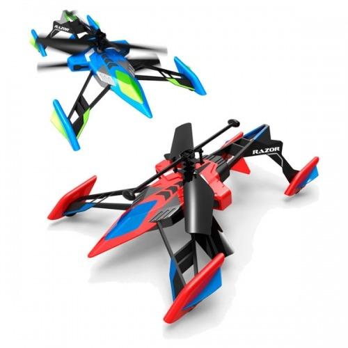 Air Hogs Вертолёт-лезвие (ездит и летает) Бишкек и Ош купить в магазине игрушек LEMUR.KG доставка по всему Кыргызстану