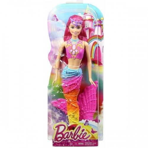 Барби Радужные русалочки DHM47 Бишкек и Ош купить в магазине игрушек LEMUR.KG доставка по всему Кыргызстану