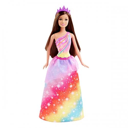 Барби Принцесса Королевства радуги Бишкек и Ош купить в магазине игрушек LEMUR.KG доставка по всему Кыргызстану