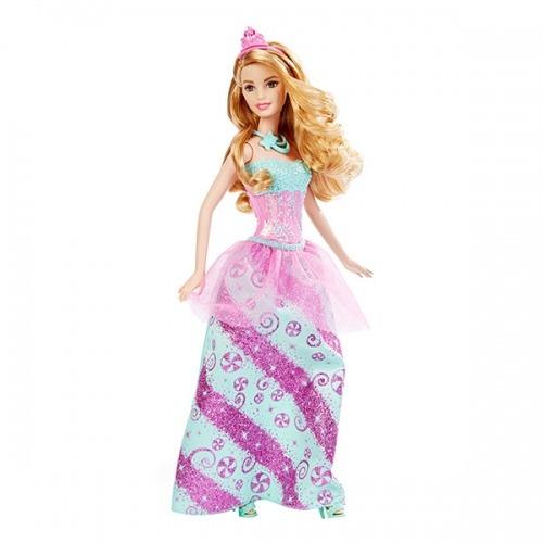 DHM54 Барби Куклы-принцессы Бишкек и Ош купить в магазине игрушек LEMUR.KG доставка по всему Кыргызстану