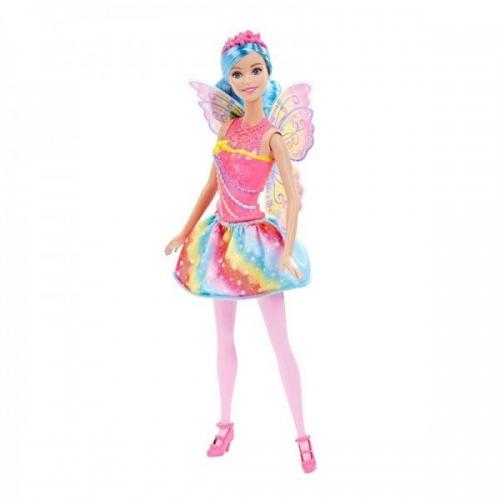Барби кукла-фея 'Сладкая мода' голубые волосы Бишкек и Ош купить в магазине игрушек LEMUR.KG доставка по всему Кыргызстану