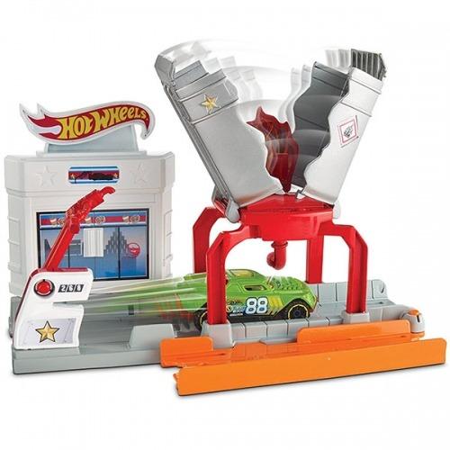 Игровой набор Hot Wheels 'Взрывная трасса' Бишкек и Ош купить в магазине игрушек LEMUR.KG доставка по всему Кыргызстану