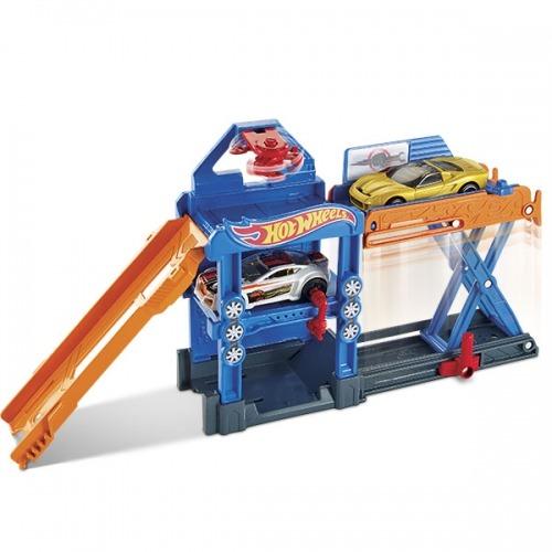 13.DWL02 HW. Игровой набор 'Механический лифт' Бишкек и Ош купить в магазине игрушек LEMUR.KG доставка по всему Кыргызстану