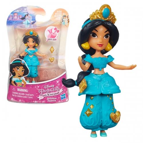 Маленькая кукла принцессы (в ассорт.) Бишкек и Ош купить в магазине игрушек LEMUR.KG доставка по всему Кыргызстану