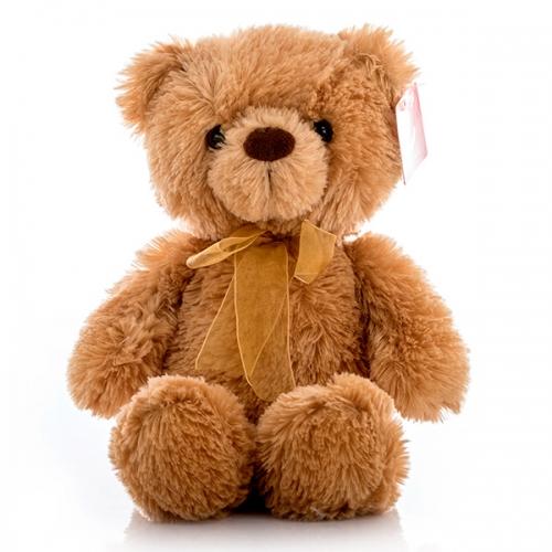 Мягкая игрушка Aurora Медведь 32 см Бишкек и Ош купить в магазине игрушек LEMUR.KG доставка по всему Кыргызстану