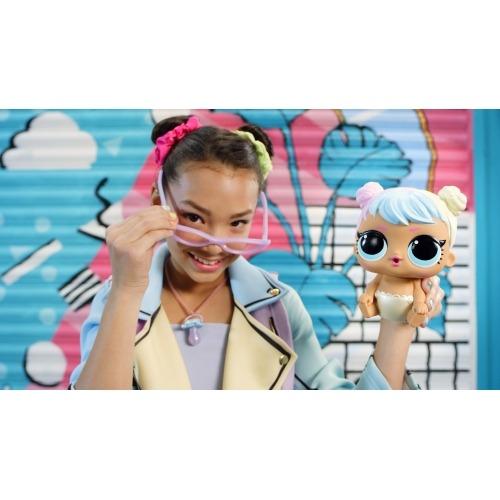 Кукла LOL Surprise OOH LA LA Baby (Ох Ла Ла Бейби) Lil Bon Bon Бишкек и Ош купить в магазине игрушек LEMUR.KG доставка по всему Кыргызстану