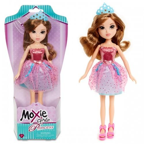Кукла Moxie Принцесса в розовом платье Бишкек и Ош купить в магазине игрушек LEMUR.KG доставка по всему Кыргызстану