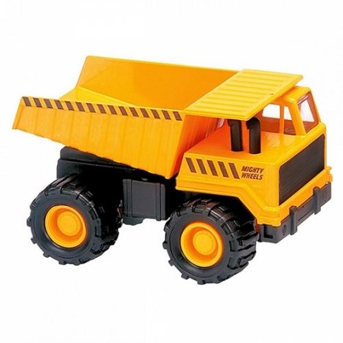 Строительная техника Карьерный грузовик 18 см. Бишкек и Ош купить в магазине игрушек LEMUR.KG доставка по всему Кыргызстану