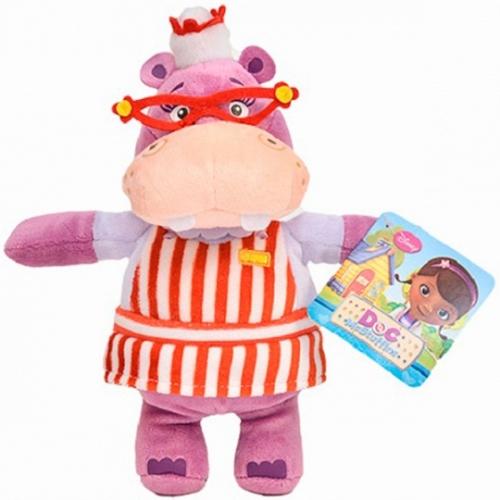 Мягкая игрушка Дисней Хэлли 20 см, Доктор Плюшева Бишкек и Ош купить в магазине игрушек LEMUR.KG доставка по всему Кыргызстану