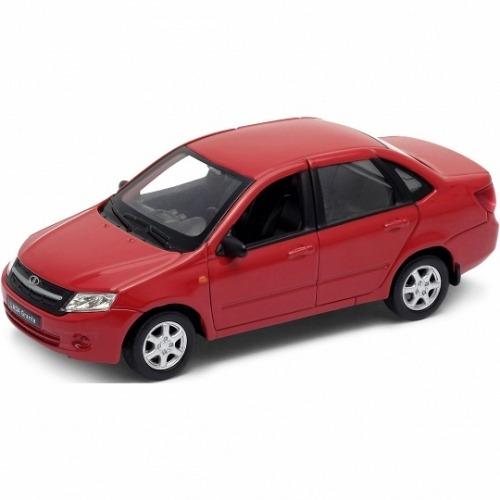 Welly модель машины 1:34-39 Lada Granta Бишкек и Ош купить в магазине игрушек LEMUR.KG доставка по всему Кыргызстану
