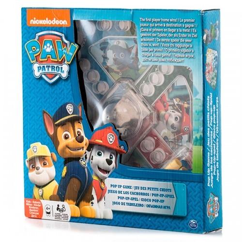 Настольная игра с кубиком и фишками Щенячий Патруль Бишкек и Ош купить в магазине игрушек LEMUR.KG доставка по всему Кыргызстану