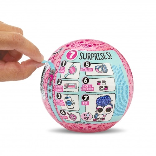 Кукла LOL Surprise 'Питомцы Eye Spy' 2 волна (оригинал) Бишкек и Ош купить в магазине игрушек LEMUR.KG доставка по всему Кыргызстану