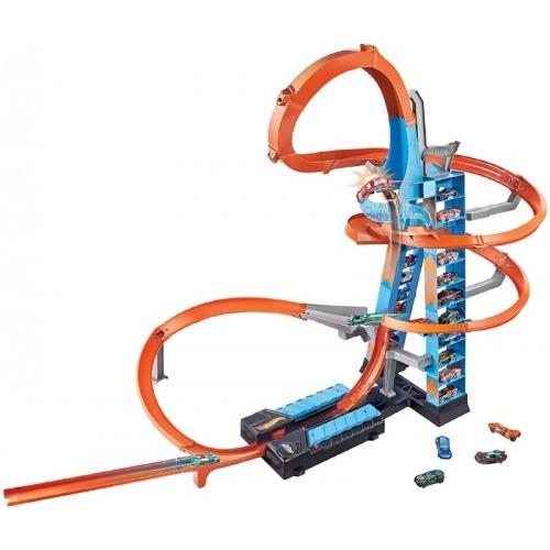 Набор Hot Wheels 'Крушитель небес' Бишкек и Ош купить в магазине игрушек LEMUR.KG доставка по всему Кыргызстану