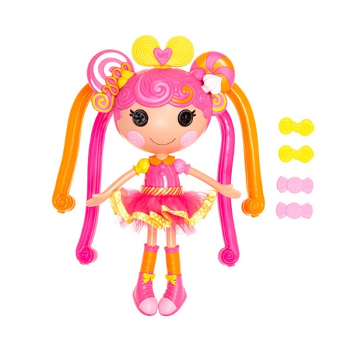 Кукла Lalaloopsy с волосами-тянучками Бишкек и Ош купить в магазине игрушек LEMUR.KG доставка по всему Кыргызстану