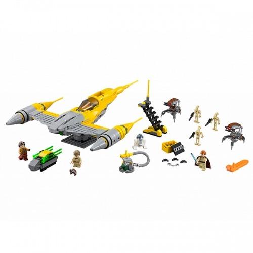 LEGO: Истребитель Набу Бишкек и Ош купить в магазине игрушек LEMUR.KG доставка по всему Кыргызстану
