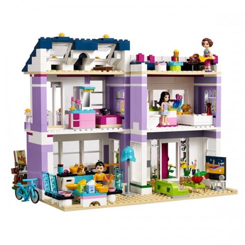 LEGO: Дом Эммы Бишкек и Ош купить в магазине игрушек LEMUR.KG доставка по всему Кыргызстану