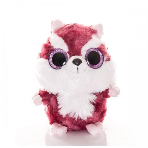 Мягкая игрушка Aurora Юху и друзья Красная Белка 12 см Бишкек и Ош купить в магазине игрушек LEMUR.KG доставка по всему Кыргызстану