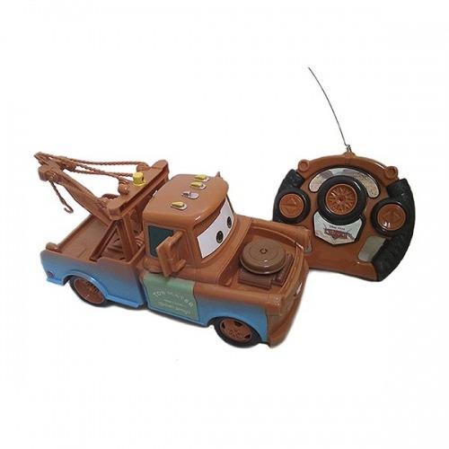 Радиоуправляемая машинка 'Тачки' Мэтр 20 см Бишкек и Ош купить в магазине игрушек LEMUR.KG доставка по всему Кыргызстану