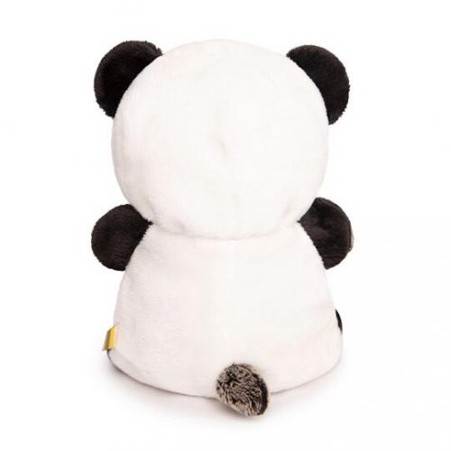 Мягкая игрушка Басик Baby в комбинезоне 'Панда' Бишкек и Ош купить в магазине игрушек LEMUR.KG доставка по всему Кыргызстану