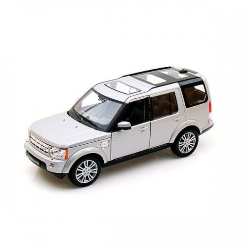 Welly модель машины 1:24 Land Rover Discovery 4 Бишкек и Ош купить в магазине игрушек LEMUR.KG доставка по всему Кыргызстану