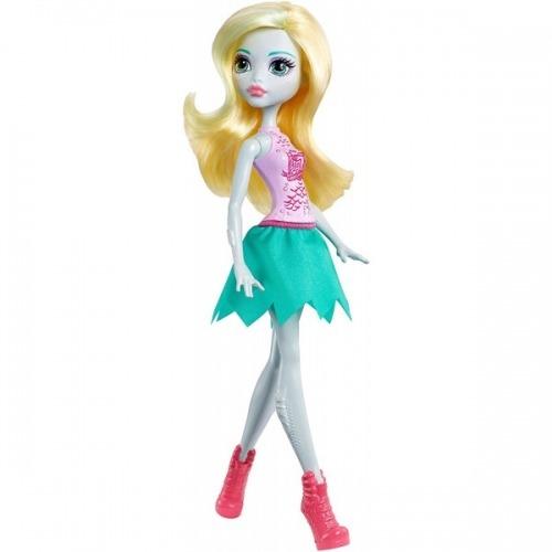 Monster High Лагуна Блю 'Черлидеры' Бишкек и Ош купить в магазине игрушек LEMUR.KG доставка по всему Кыргызстану