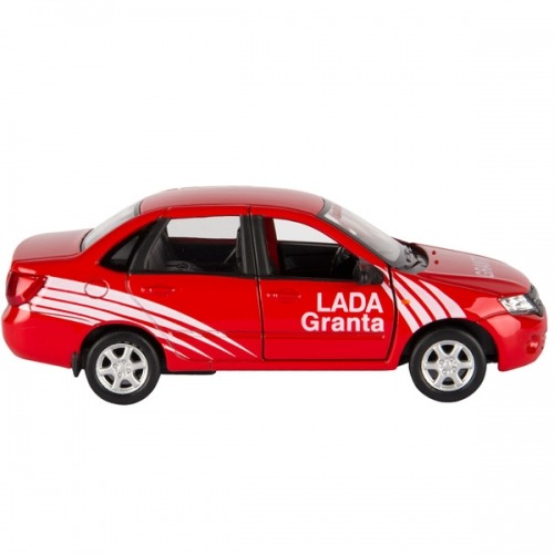 Welly модель машины 1:34-39 Lada Granta RALLY Бишкек и Ош купить в магазине игрушек LEMUR.KG доставка по всему Кыргызстану
