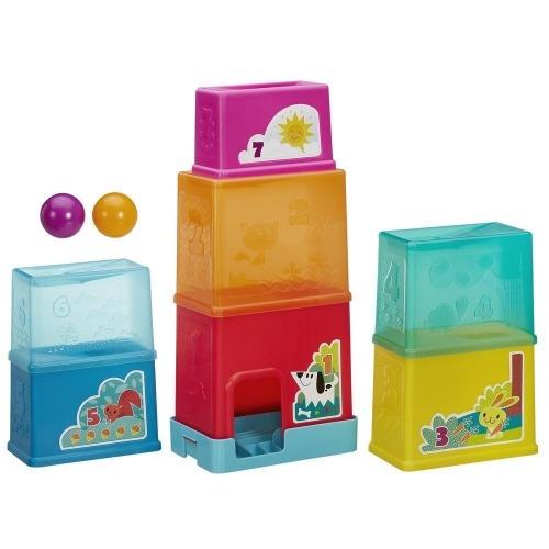 Игровой набор Playskool 'Складная башня' Бишкек и Ош купить в магазине игрушек LEMUR.KG доставка по всему Кыргызстану