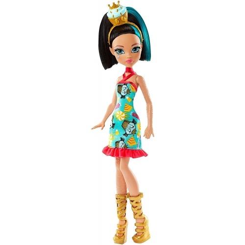 Monster High Клео де Нил 'Сладкая вечеринка' Бишкек и Ош купить в магазине игрушек LEMUR.KG доставка по всему Кыргызстану
